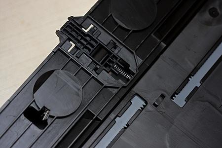 detail - spodní strana