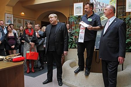 Petr Urban v parlamentu I