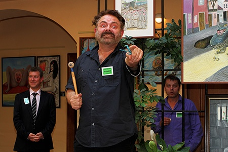 Petr Urban v parlamentu III