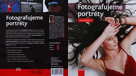 Kniha Fotografujeme portréty