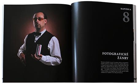 Kniha Fotografujeme portréty - fotografické žánry