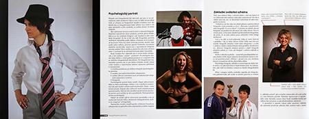 Kniha Fotografujeme portréty...