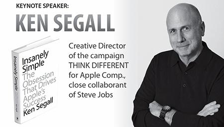 Ken Segall - přednáška