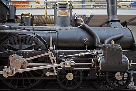 vídeňská mašina II