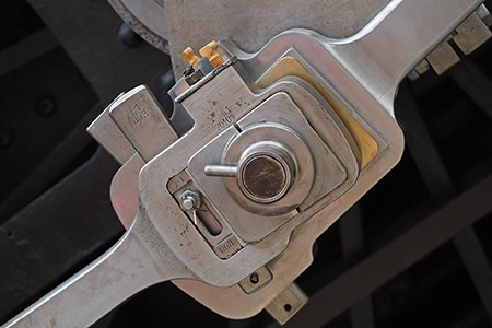 vídeňská mašina - detail I