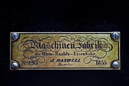 vídeňská mašina - detail III