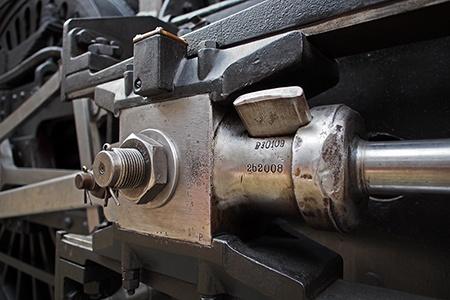 vídeňská mašina - detail V