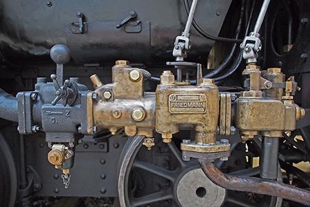 vídeňská mašina - detail VI
