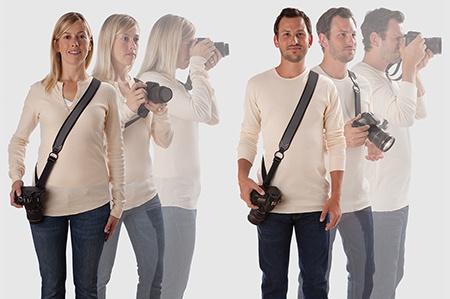 Joby Ultra Fit Sling Strap – popruh na fotoaparát nové generace