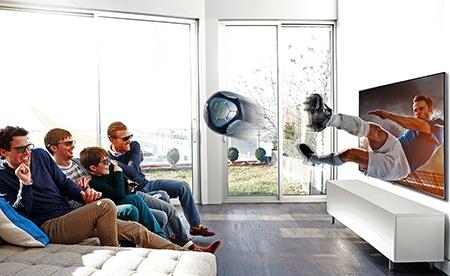 Samsung SMART TV a 3D