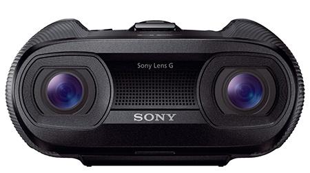 Sony DEV-50V – dalekohled s digitálním záznamem a GPS