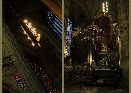 Chrám sv. Víta III