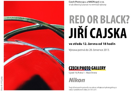 Red or Black? – Jiří Cajska