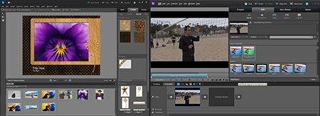Adobe Photoshop a Premiere Elements 10 - via ajpFOTO