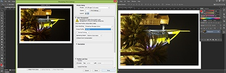 tisk z sw Adobe Photoshop CS6 - formát A3/A3+