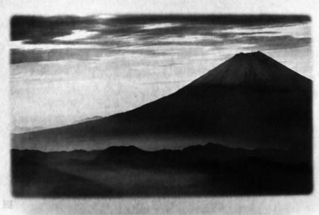 Shozo Kaieda - Sunrise Fuji