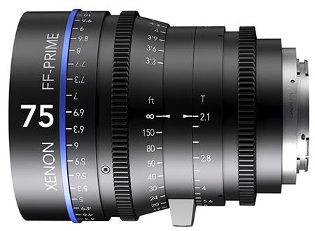 Xenon 75 mm FF-PRIME