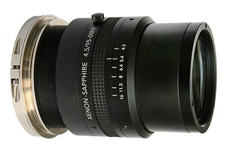Xenon Sapphire 4,5/95–0001