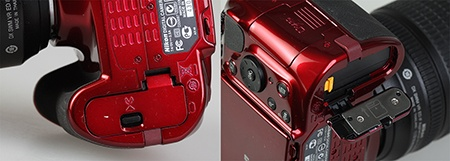 Nikon D5200 - baterie