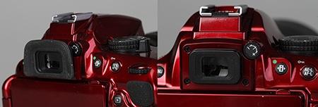 Nikon D5200 - hledáček