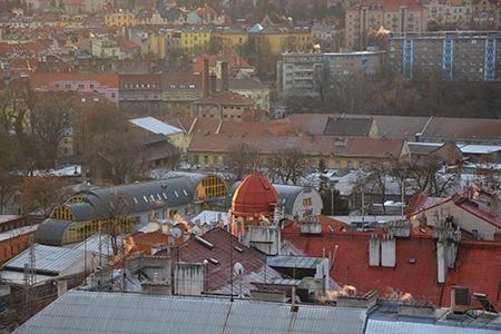městská krajina VI