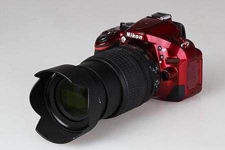 Nikon D5200 a zoom 18-105VR