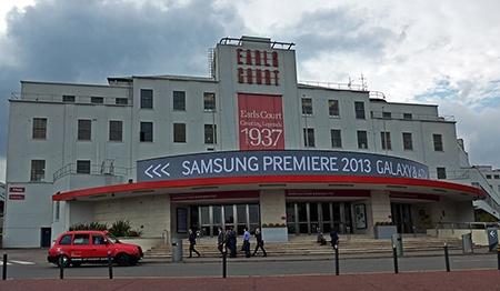 Samsung Premiere 2013 GALAXY & ATIV - Earl´s Court, London