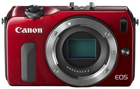 Canon EOS M - bajonet