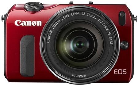 Canon EOS M v testu