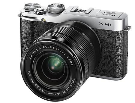 Fujifilm X-M1 s Wi-Fi