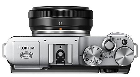 Fujifilm X-M1 shora