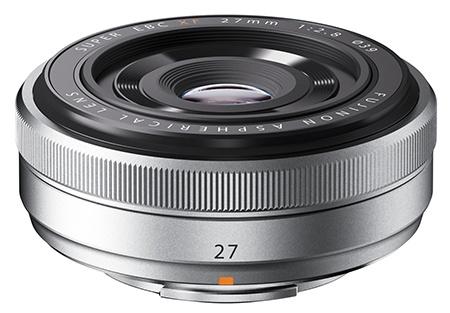Fujinon XF 27 mm 1:2,8