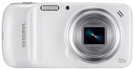 Samsung Galaxy S4 Zoom en face - kliknutím se otevře větší v novém okně