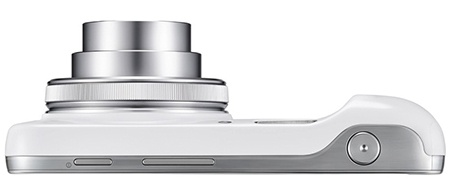 Samsung Galaxy S4 Zoom shora