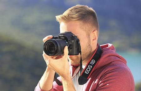 Canon EOS 70D v akci I - kliknutím otevřeš větší v novém okně