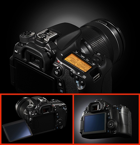 Canon EOS 70D s Wi-Fi