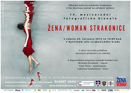ŽENA/WOMAN STRAKONICE 2013