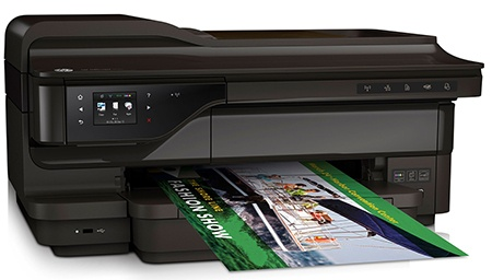 HP Officejet 7610 Wide