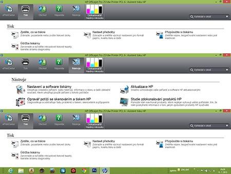 HP Officejet Pro 251dw - instalace II