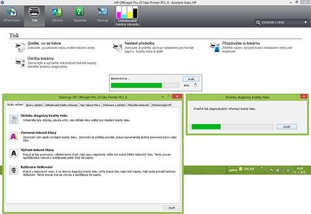 HP Officejet Pro 251dw - instalace III