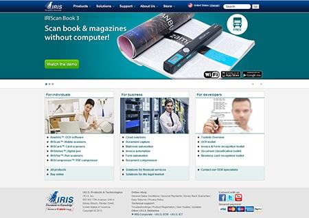I.R.I.S. Group je součástí Canon Group