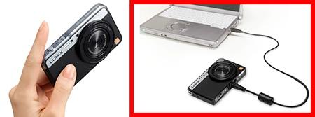 Panasonic Lumix DMC-XS3 – tenký stylový ultrakompakt