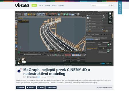 video na VimeoCom