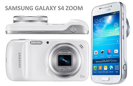 Samsung GALAXY S4 zoom jde do prodeje