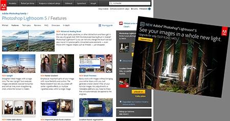 Adobe Photoshop Lightroom 5 je v prodeji