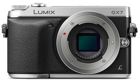 Panasonic Lumix GX7 - bajonet