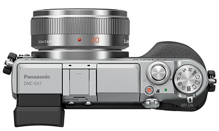 Panasonic Lumix GX7 shora