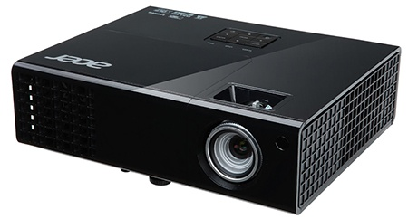 projektory Acer řady P5 a P1