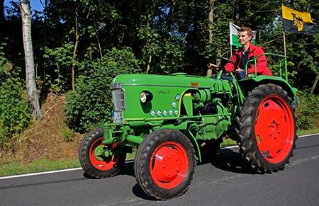 traktor III