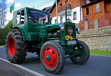 traktor V